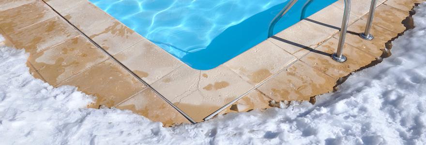 hiverner sa piscine en automne. Black Bedroom Furniture Sets. Home Design Ideas