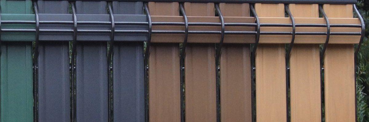 panneau brise vue PVC