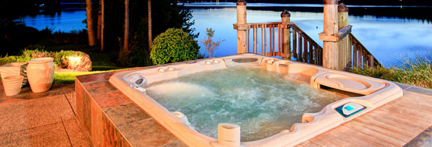 modèles de spa de nage
