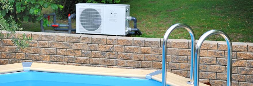 Pompe à chaleur chauffage de  piscine