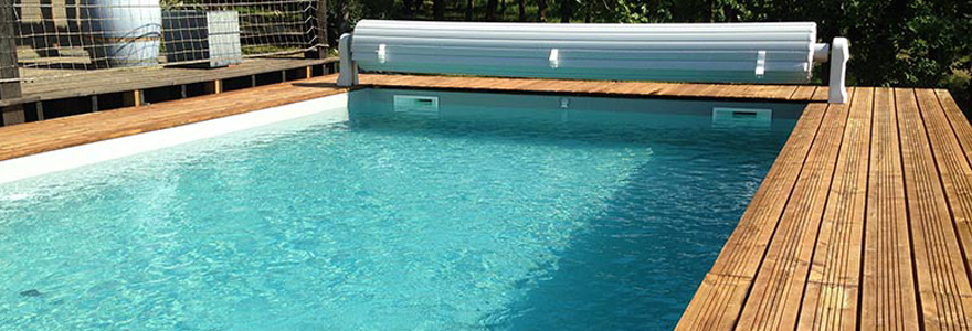 volets roulants de piscine